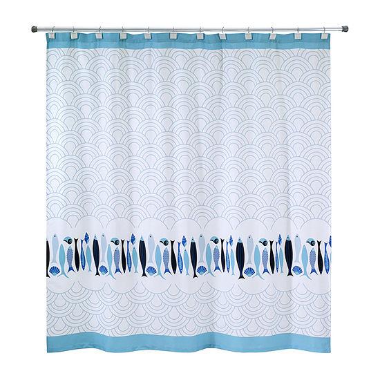 Now House By Jonathan Adler Mercer Shower Curtain