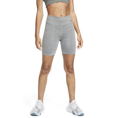 Nike Womens Bike Short, Small , Gray