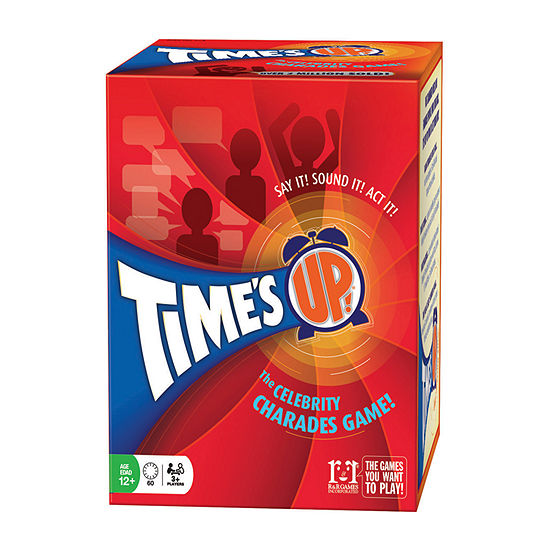 Time'S Up Family Game