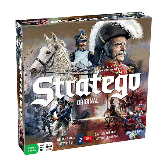 Play Monster Stratego Original Strategy Game