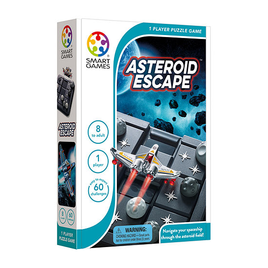Smart Toys And Games Asteroid Escape Brain Teaser Puzzle