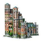 Game Of Thrones - The Red Keep 3d Puzzle 845 Pcs