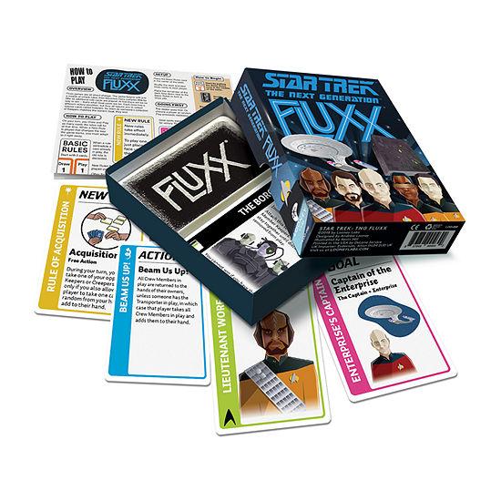 Looney Labs Star Trek The Next Generation Fluxx Card Game