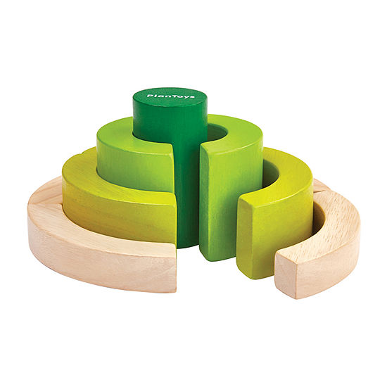 Curve Blocks Preschool Toy