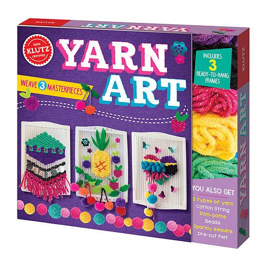Klutz Yarn Art Kit