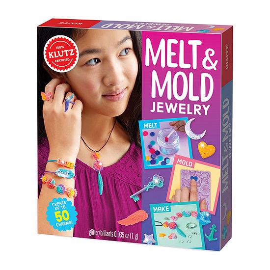 Klutz Melt & Mold Jewelry Kit