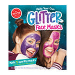 Klutz Make Your Own Glitter Face Masks Kit