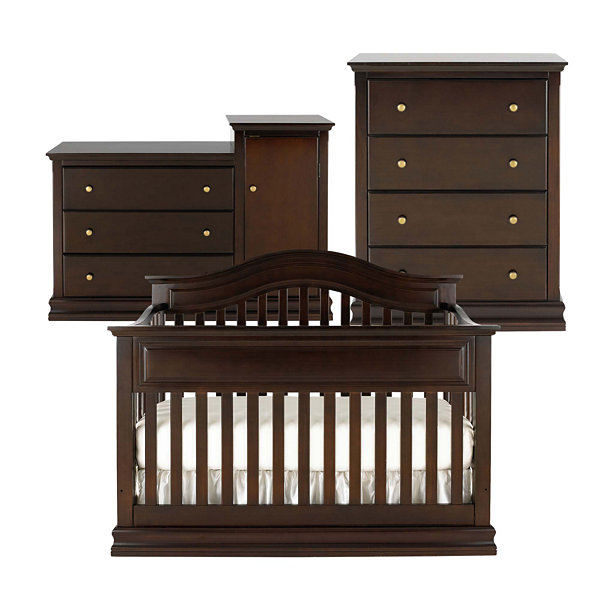 Awesome Baby Furniture Set   Espresso