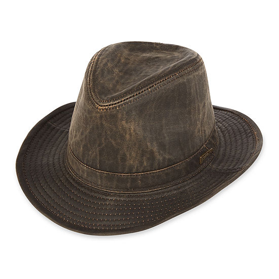 Indiana Jones™  Weathered Cotton-Blend Safari Hat