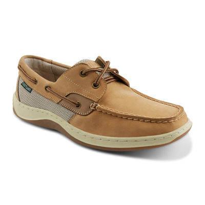 Eastland® Solstice Mens Leather Boat Shoes