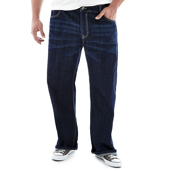 i jeans by Buffalo Taylor Relaxed Straight Jeans-Big & Tall