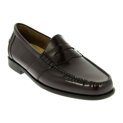 Nunn Bush® Kent Men's Moc Toe Dress Penny Loafer