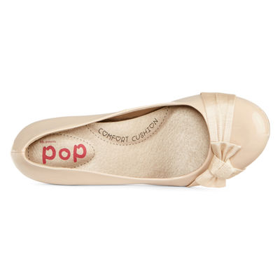 Pop Womens Palace Pumps Round Toe