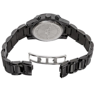 Akribos XXIV Womens Gray Strap Watch-A-926gn