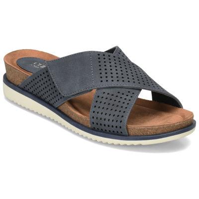 Eurosoft Lisbet Womens Slide Sandals
