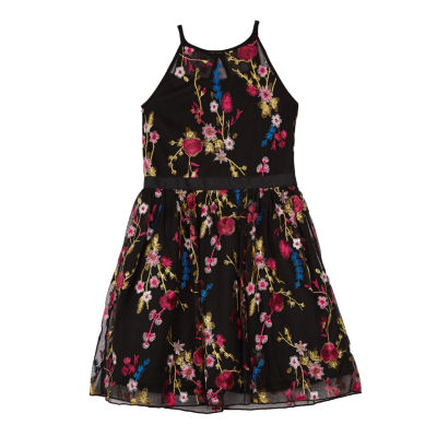 by&by Sleeveless Party Dress Girls