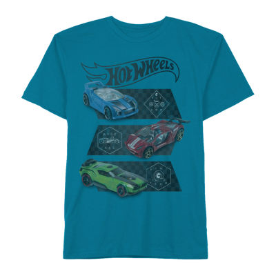 Hot Wheels Graphic T-Shirt Boys