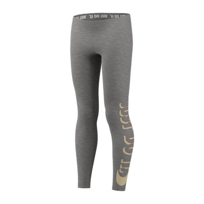 Nike Favorite Ankle Legging - Girls 7-16