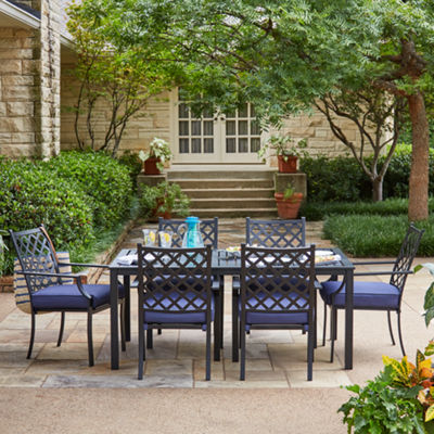 Outdoor Oasis San Luis  Pc Patio Dining Set