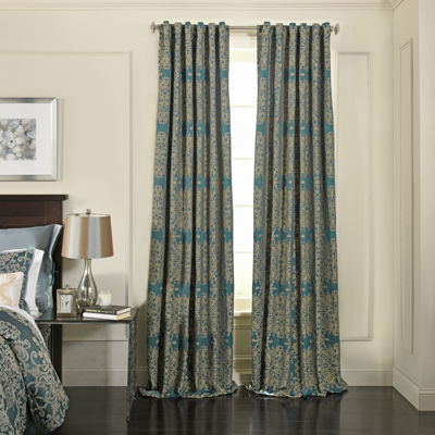 Beautyrest Alexina Blackout Tab-Top Curtain Panel