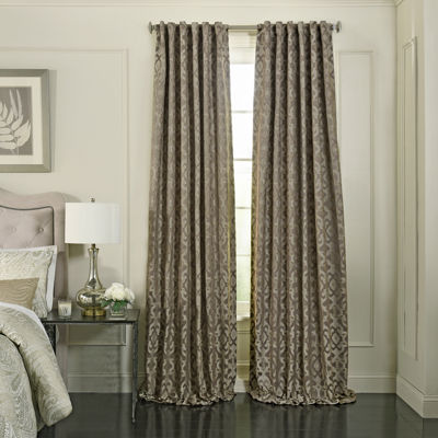 Beautyrest Normandy Blackout Tab-Top Curtain Panel