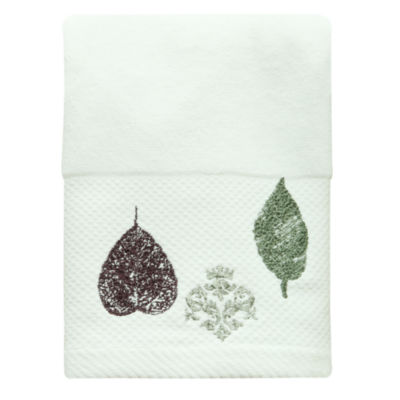 Bacova Guild Seville Embroidered Bath Towel
