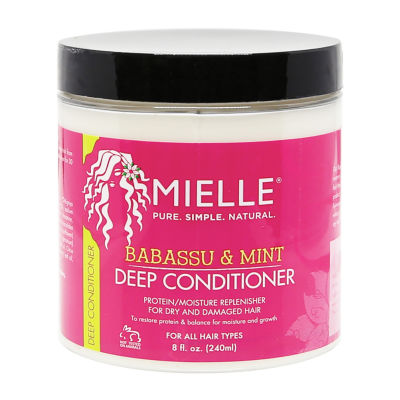 Mielle Babassu & Mint Deep Conditioner - 8 oz.