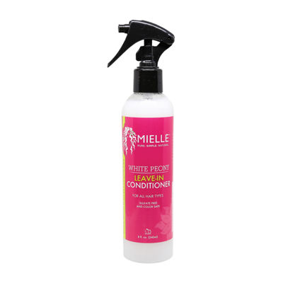 Mielle White Peony Leave in Conditioner-8 oz.