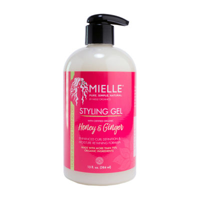 Mielle Honey Ginger Style Hair Gel-12 oz.