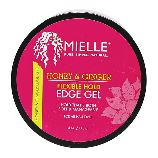 Mielle Honey Gingr Edge Hair Gel-4 oz.