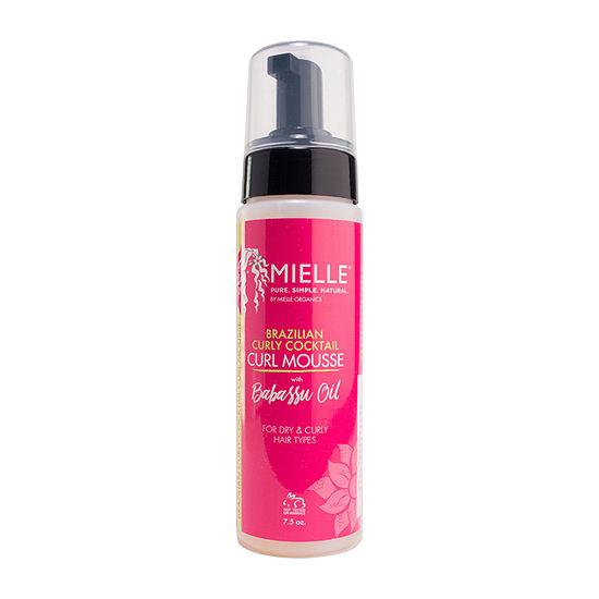 Mielle Brazil Curl Hair Mousse-7.5 oz.