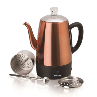 Euro Cuisine PER08 Electric Coffee Percolator - 8 Cups