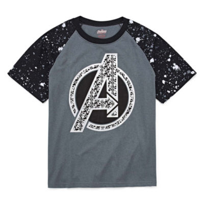 Avengers Graphic T-Shirt Boys