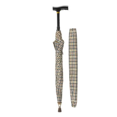 Umbrella Cane with T Handle