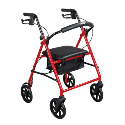 "Steel Walker Rollator with 8"" Wheels"