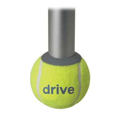 Walker Rear Tennis Ball Glides with Tennis Ball Can, 1 Pair