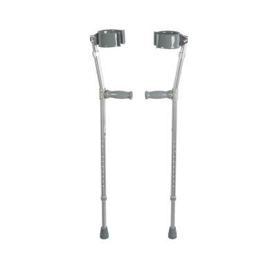 Lightweight Walking Forearm Crutches, Bariatric, 1 Pair
