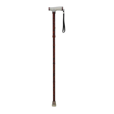 Cooper Folding Cane with Glow Gel Grip Handle