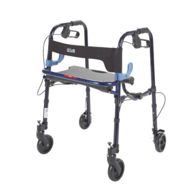 "Clever Lite Walker Rollator, Junior, 5"" Wheels"