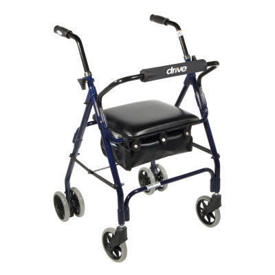 Mimi Lite Push Brake Walker Rollator
