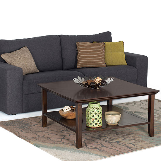 Acadian Square Coffee Table