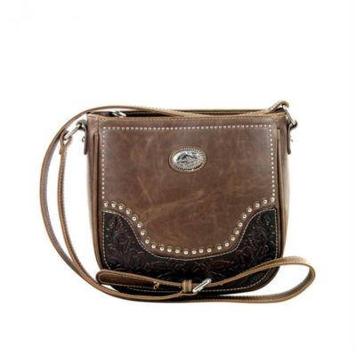 Montana West Harper Crossbody Bag