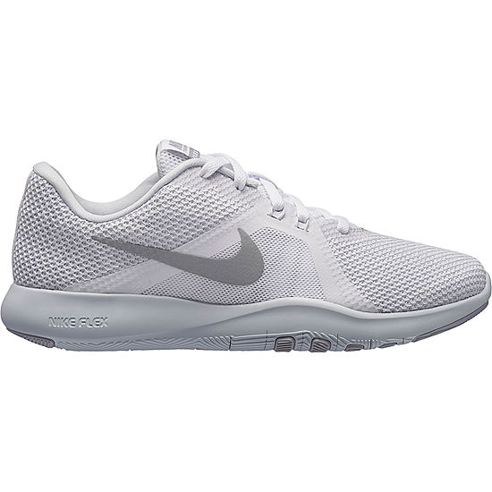 16813482d Nike Flex Trainer 8 Womens Training Shoes Lace-up - JCPenney