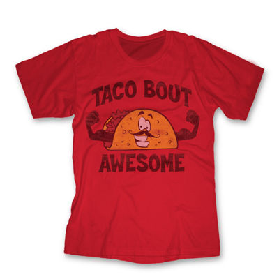 Taco Bout Awesome Graphic Tee