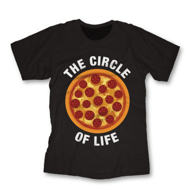 The Circle of Life Graphic Tee