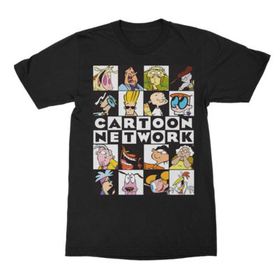 Cartoon Network Characters Graphic Tee