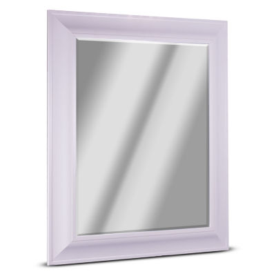 Tranquility Rectangular Framed Beveled Wall/Vanity Mirror