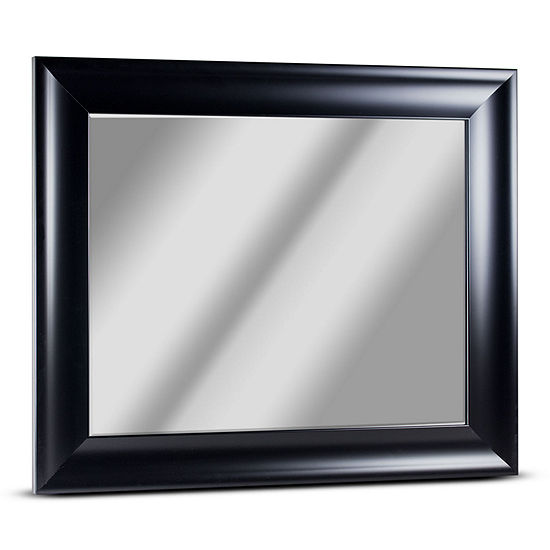 Bentley Medium Rectangular Framed Beveled Wall/Vanity Mirror