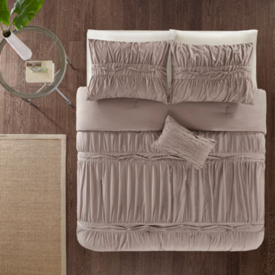 510 Design Talley Solid Comforter Set