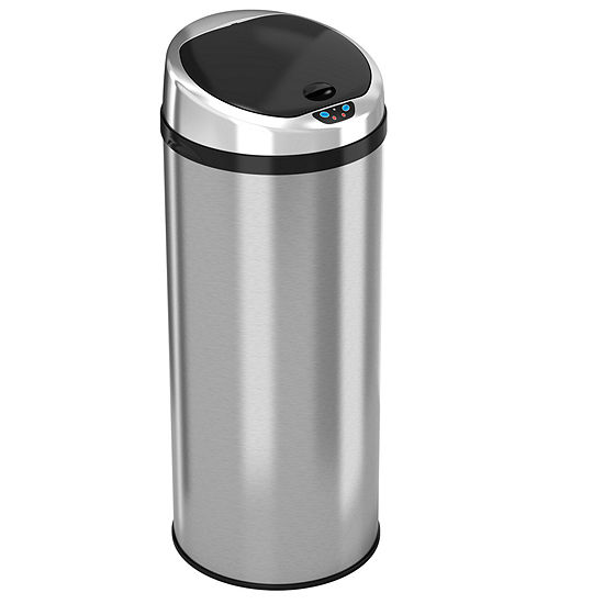 iTouchless® Sensor 13-Gal. Trash Can